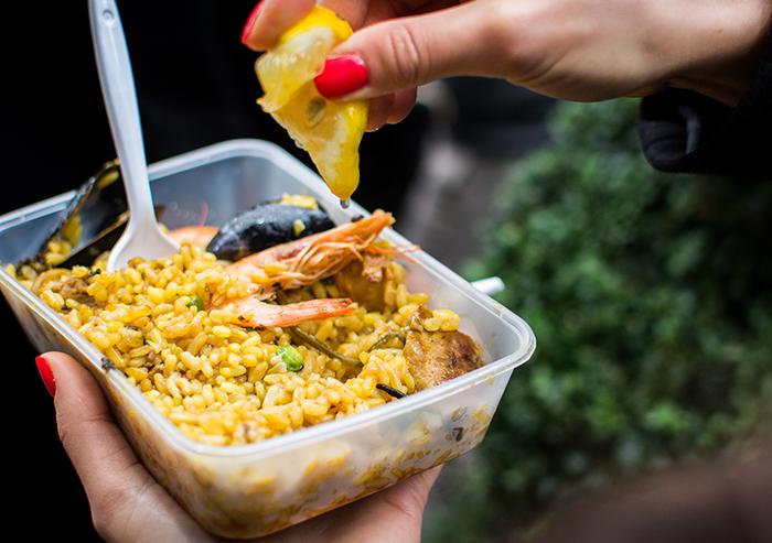 Aprire Un Street Food A Londra