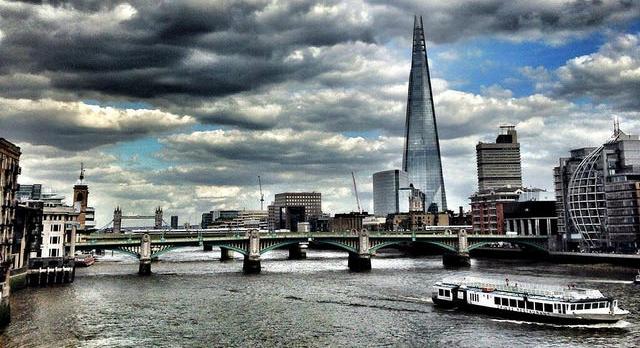 Londra e architettura scopriamo i migliori edifici e for Architettura blog