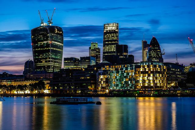 Ristoranti a Londra: 8 tra i più esclusivi con vista mozzafiato sulla città