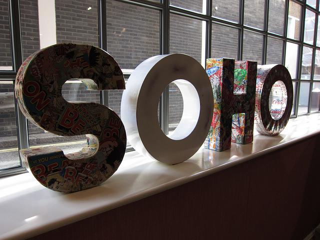 Zone di Londra | Soho