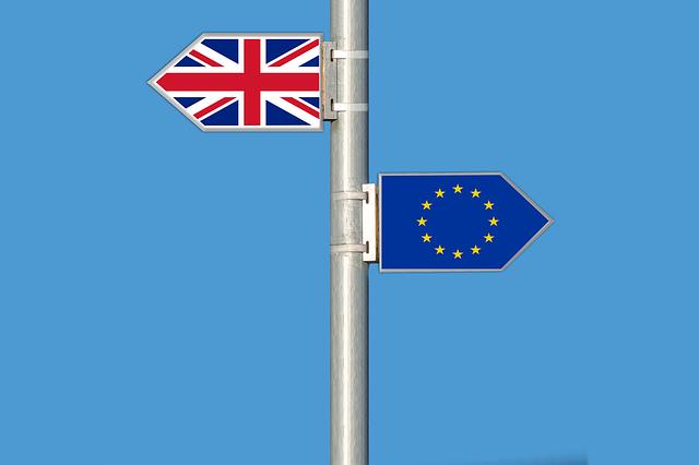 Andare in Inghilterra in tempo di Brexit