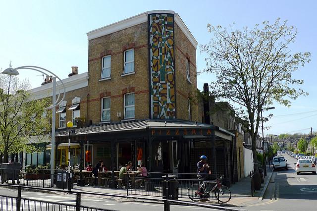 peckham zona di Londra