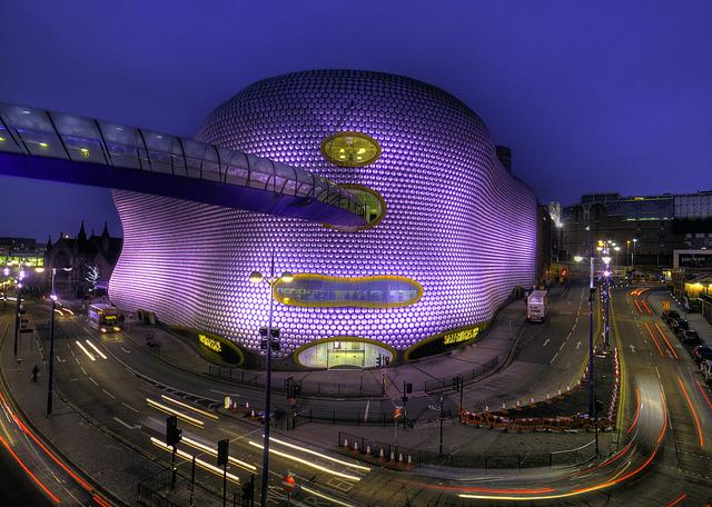 Birmingham Inghilterra
