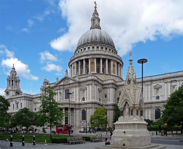 Cattedrale di san paolo londra