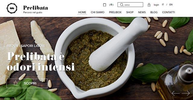 Prelibata: percorsi nel gusto | The Italian Community