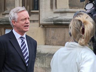 David Davis - Photo by openDemocracy on Flickr - Licenza Creative Commons al momento dell'utilizzo