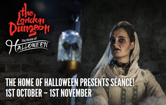 Halloween a Londra