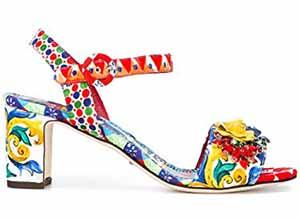Italian shoes brands Dolce Gabbana