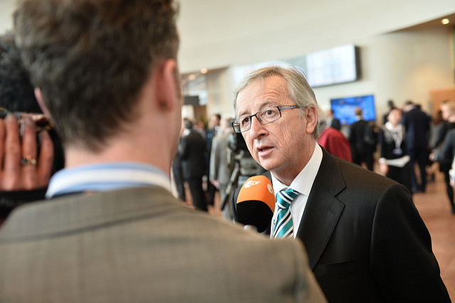 Jean-Claude Juncker - Photo by European People's Party on Flickr - Licenza Creative Commons al momento dell'utilizzo