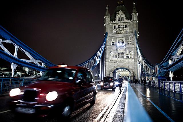 In giro per Londra… sulle due ruote!