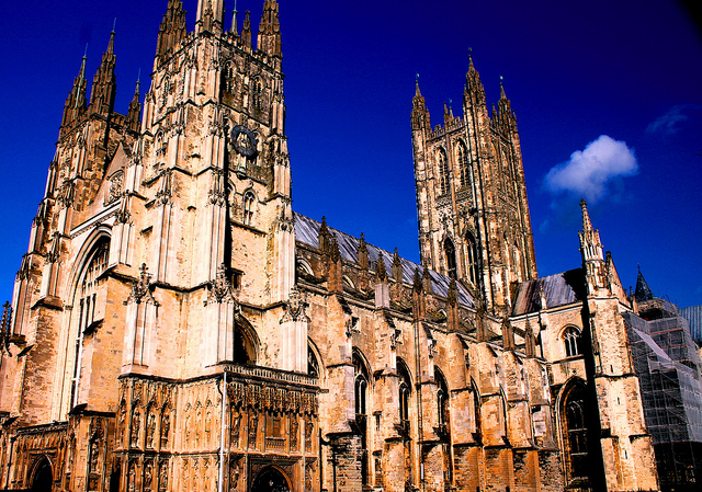 Kent Canterbury Cathedral