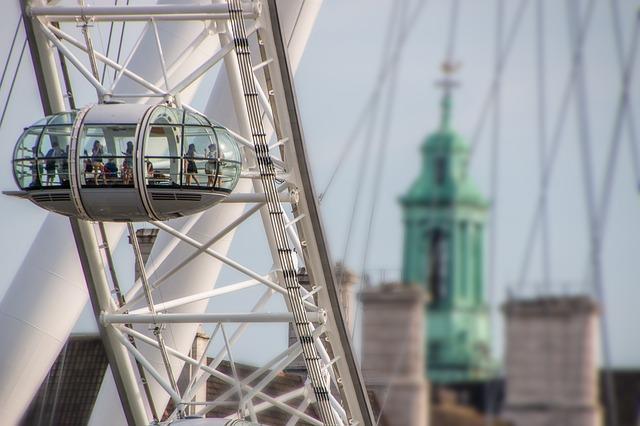 London Eye la ruota panoramica di Londra