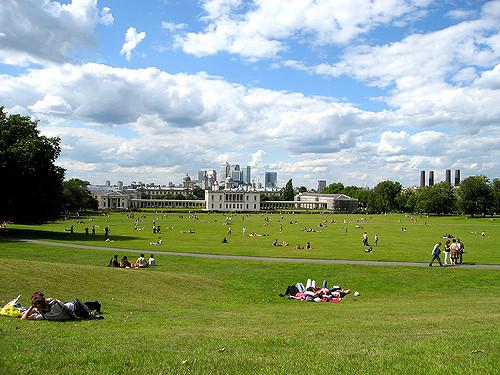 Luoghi dove rilassarsi a Londra