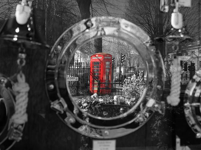 10 luoghi dove rilassarsi a Londra