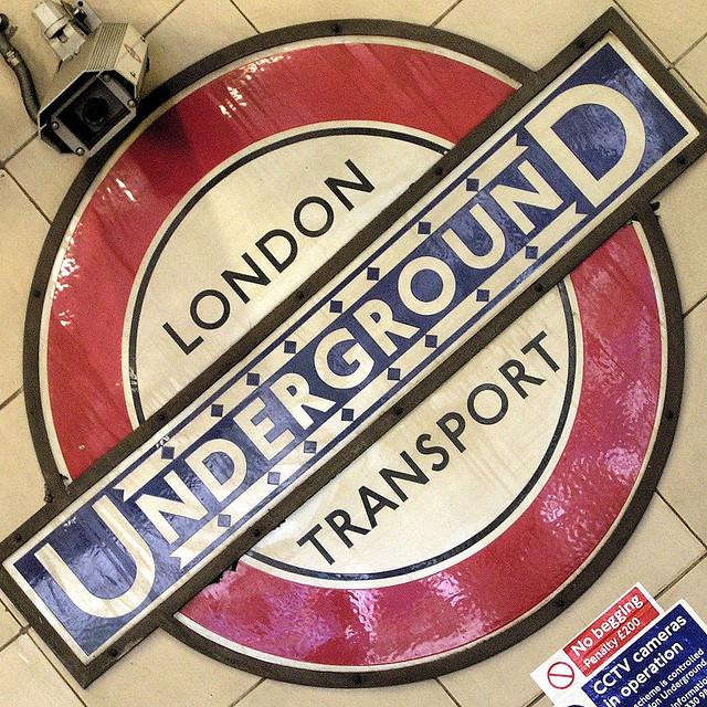 Londra, stazioni della metro o alberghi di lusso?