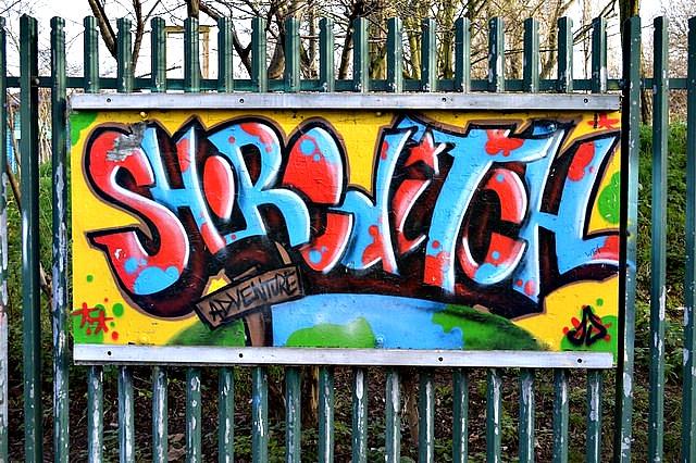 Zone di Londra | Shoreditch