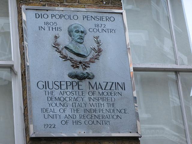 Mazzini in London