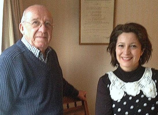 Storie di italiani in UK: Giulio Comoli