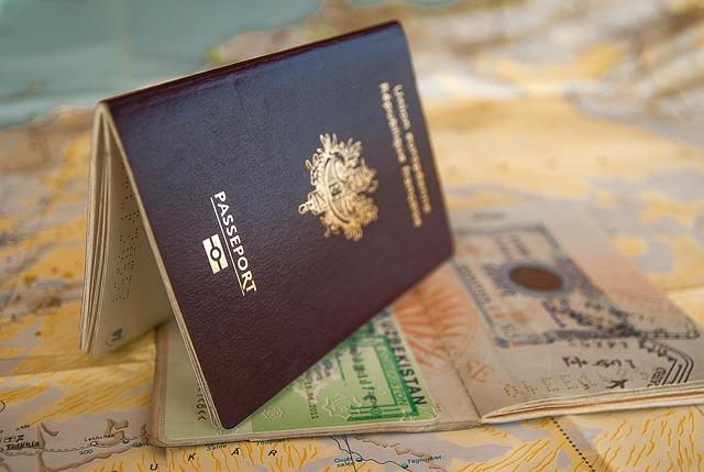 Passaporto britannico per minori figli di europei