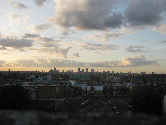 zone di Londra peckham