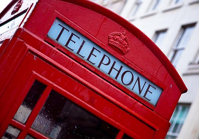 Prefisso Inghilterra: come fare e ricevere telefonate da Londra e dintorni