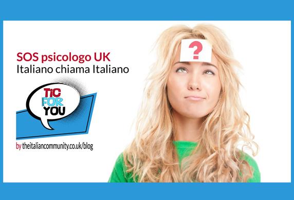 Psicologi italiani nel Regno Unito