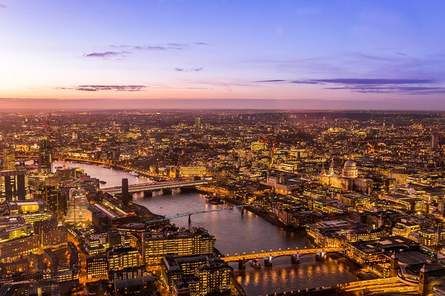 Quanti abitanti ha Londra