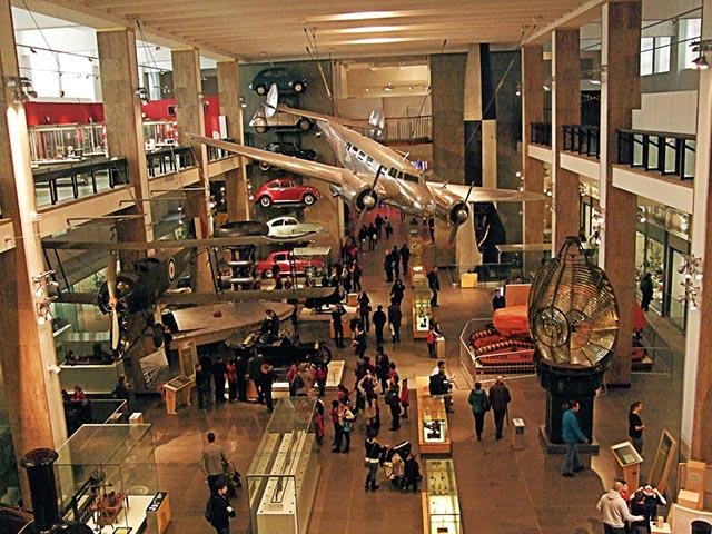 Museo della Scienza Londra | 2019 | The Italian Community