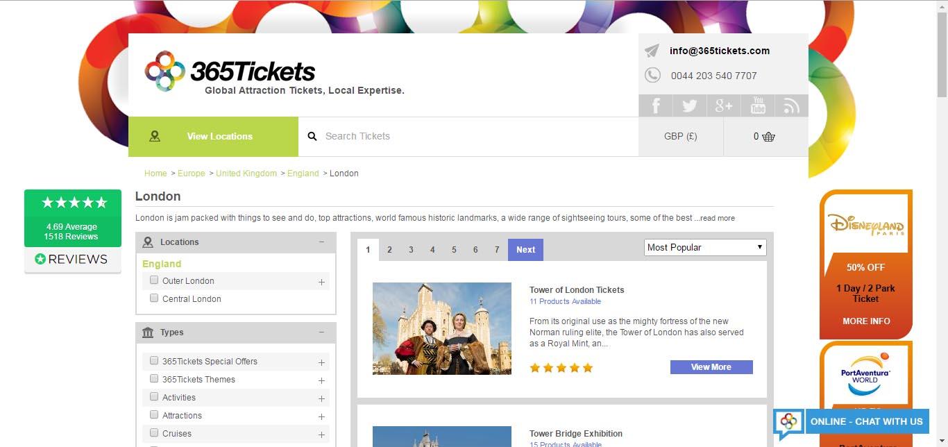 biglietti teatro Londra e Regno Unito