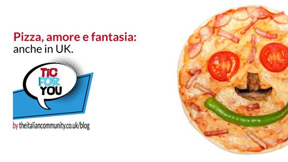 Pizza in UK