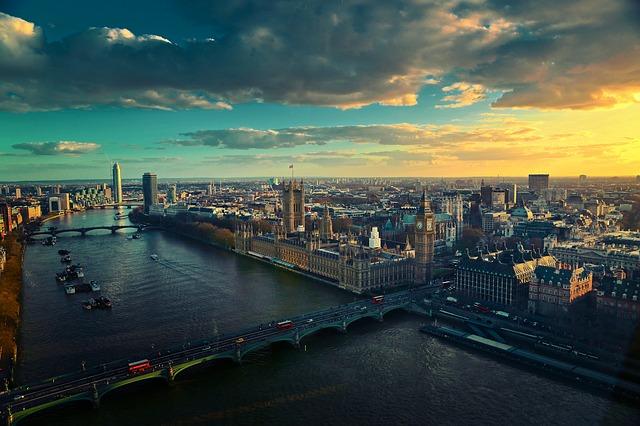 Trasferirsi a Londra con famiglia