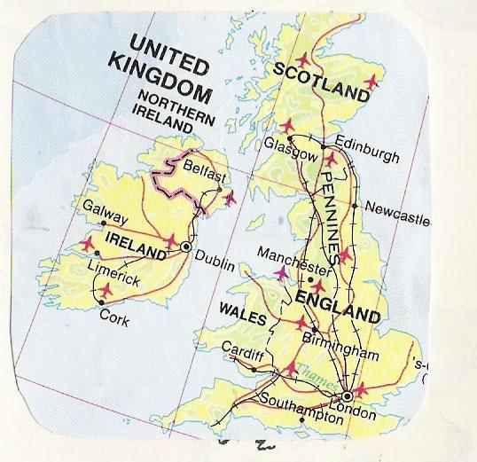 Scopriamo l'Inghilterra: 5 luoghi da visitare fuori Londra