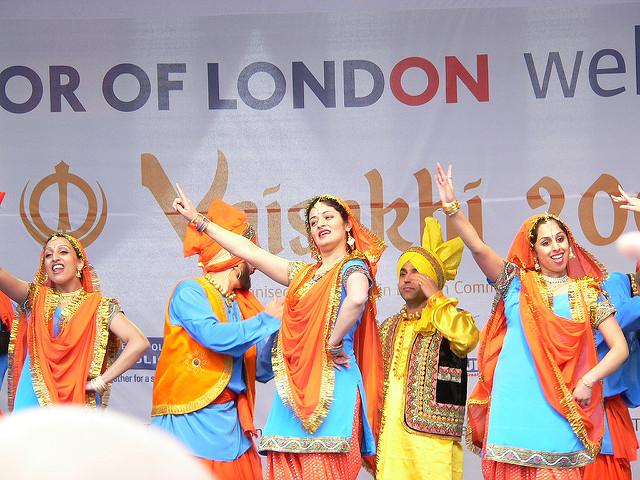 eventi a Londra aprile 2016