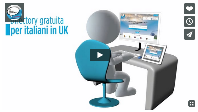 Business directory per italiani a Londra e UK - Video