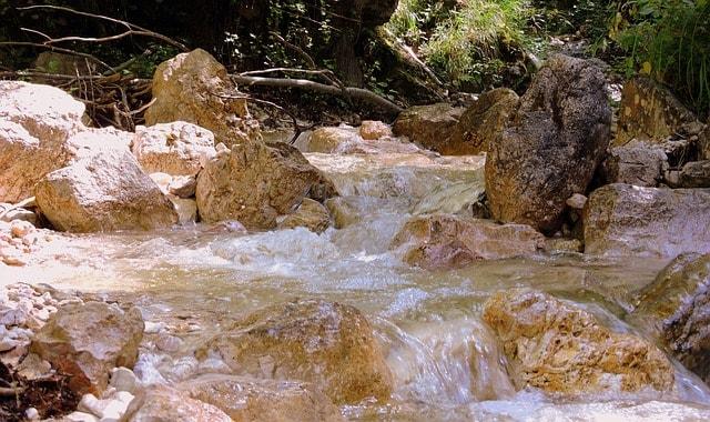 acqua minerale italiana