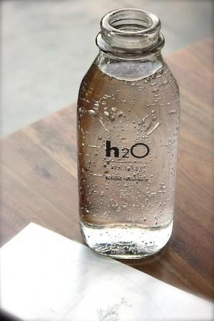 acqua italiana in bottiglia