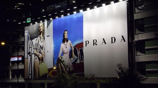 Italian Fashion Designer Prada