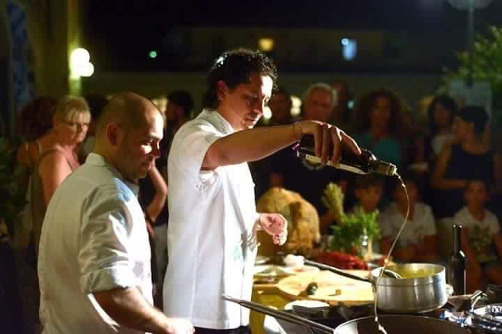 Francesco Mazzei Mezzogiorno, Southern Italian Cooking