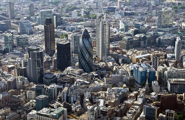 Zone di Londra | City of London
