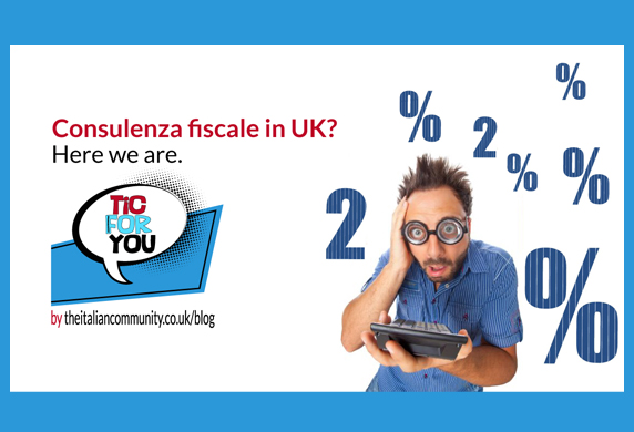 Consulenza fiscale in UK? Here we are.