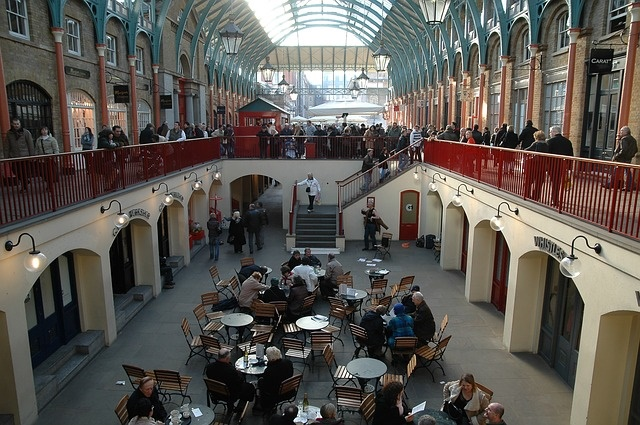 covent garden shops