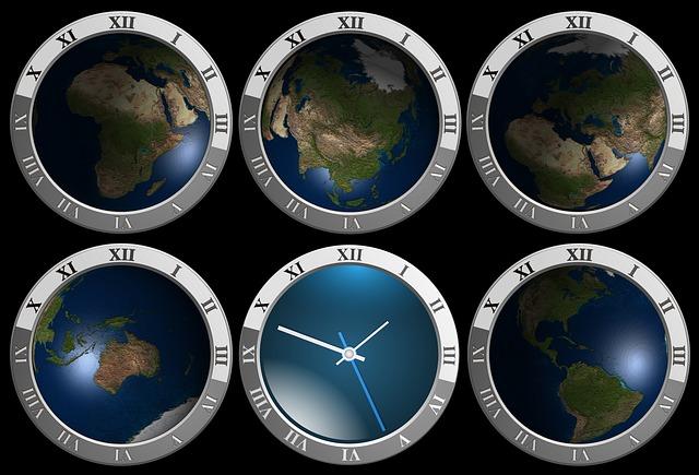 Fusi orari: che ore sono a Londra | The Italian Community