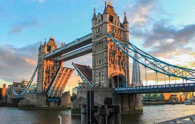 il famoso ponte di Londra