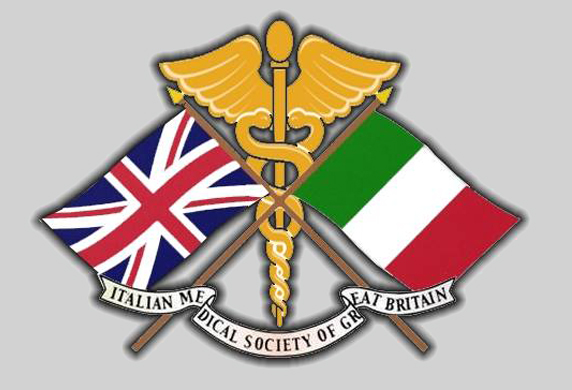Italian Medical Society of Great Britain - Presidente Lucio Fumi