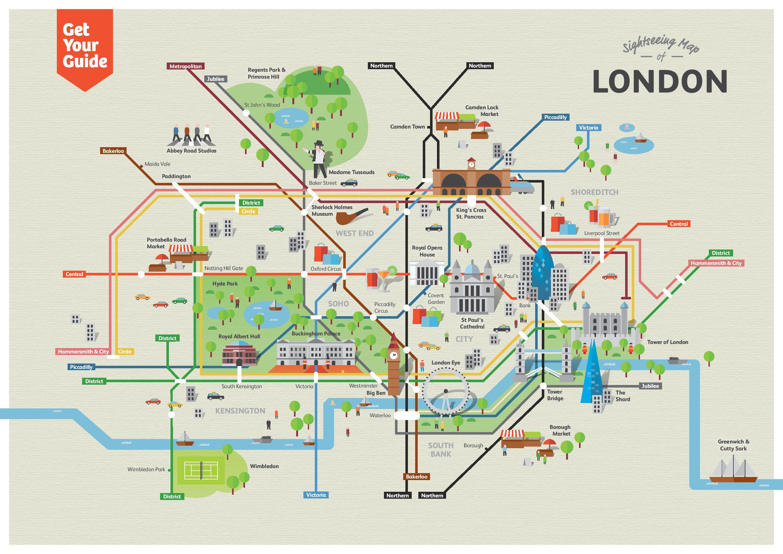 biglietti attrazioni Londra e Regno Unito