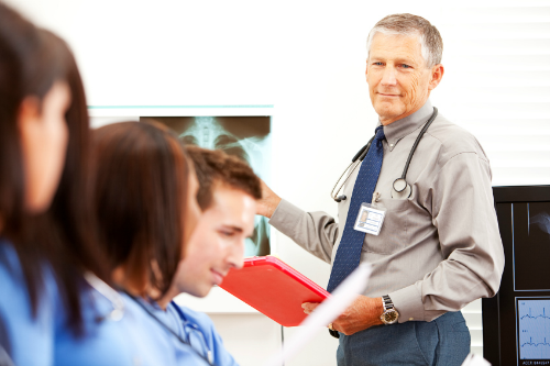 medici all'estero