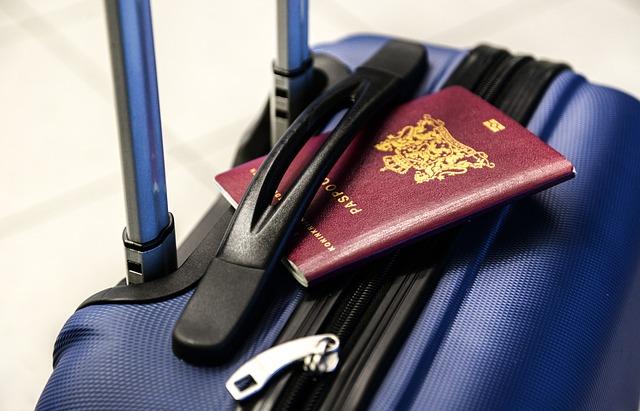 passaporto britannico per minori