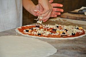 lavorare come pizzaiolo a Londra