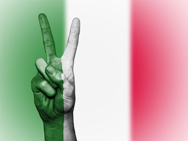 prodottiì italiani nel regno unito