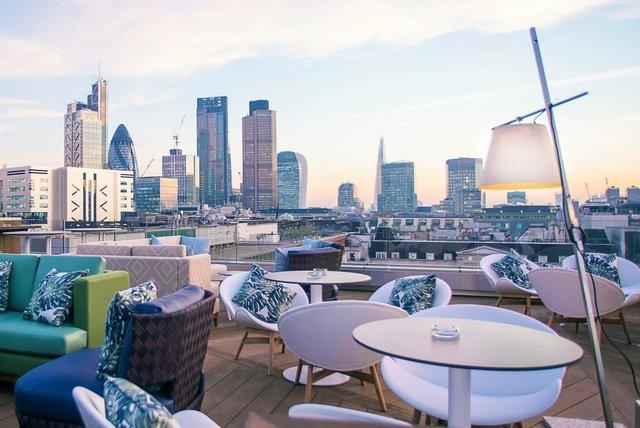 Hotel per famiglie nella City of London